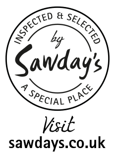 Sawdays Inspected Badge